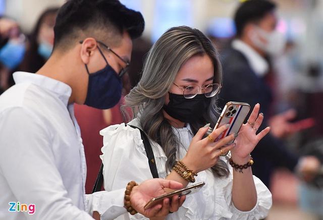 Sân bay Nội Bài dự kiến đón 75.000 khách mỗi ngày trong cao điểm 30/4 - Ảnh 1.