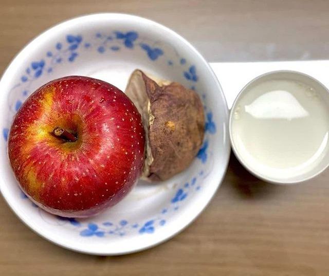 Vlogger Hàn giảm 4,7 kg trong một tuần nhờ khoai lang - Ảnh 2.