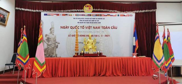 Xúc động không khí kiều bào Việt Nam và người nước ngoài cùng đón giỗ Tổ Hùng Vương - Ảnh 4.