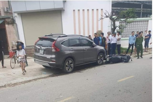 Khởi tố nữ tài xế tông chết 2 mẹ con ở Phú Thọ - Ảnh 1.