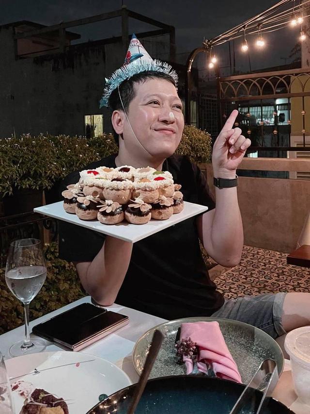 Trường Giang tiết lộ lý do vợ con không đến dự sinh nhật, hóa ra Nhã Phương vẫn làm điều này cho chồng giữa thị phi - Ảnh 3.