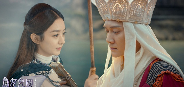 Hôn nhân Triệu Lệ Dĩnh và Phùng Thiệu Phong rạn nứt ngay sau cưới - Ảnh 4.