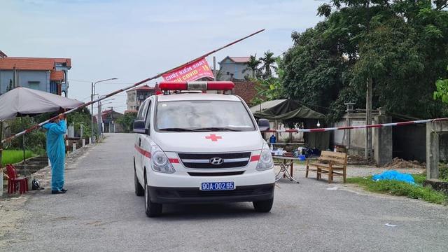 Một thai phụ và 2 người ở Hà Nam dương tính SARS-CoV-2  - Ảnh 3.