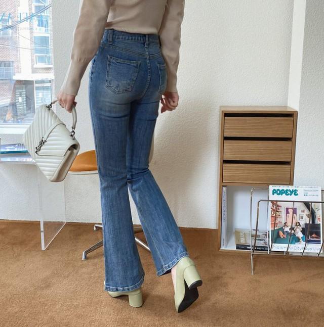 Điểm trừ của 4 kiểu quần jeans: Kiểu cuối nhìn mướt chân thật nhưng đừng nên chọn - Ảnh 9.