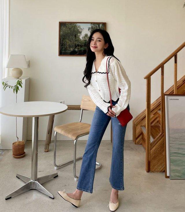 Điểm trừ của 4 kiểu quần jeans: Kiểu cuối nhìn mướt chân thật nhưng đừng nên chọn - Ảnh 10.