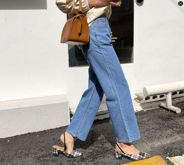 Điểm trừ của 4 kiểu quần jeans: Kiểu cuối nhìn mướt chân thật nhưng đừng nên chọn - Ảnh 12.