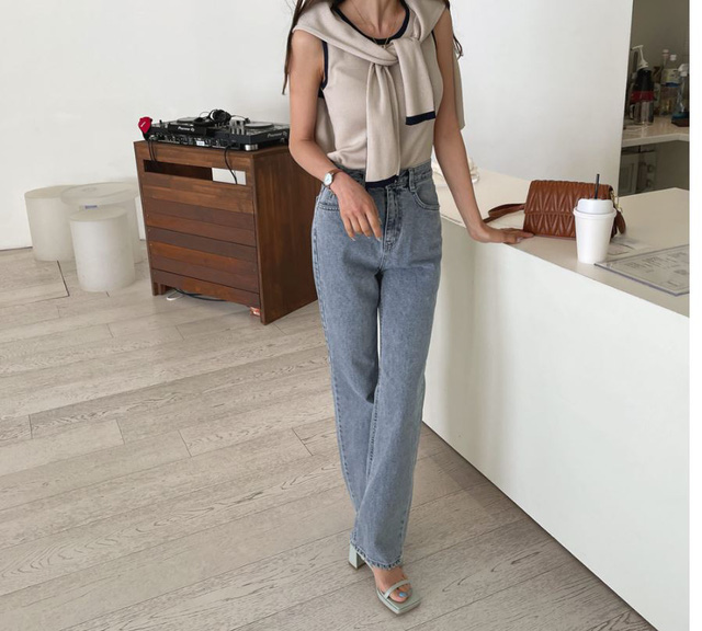 Điểm trừ của 4 kiểu quần jeans: Kiểu cuối nhìn mướt chân thật nhưng đừng nên chọn - Ảnh 13.