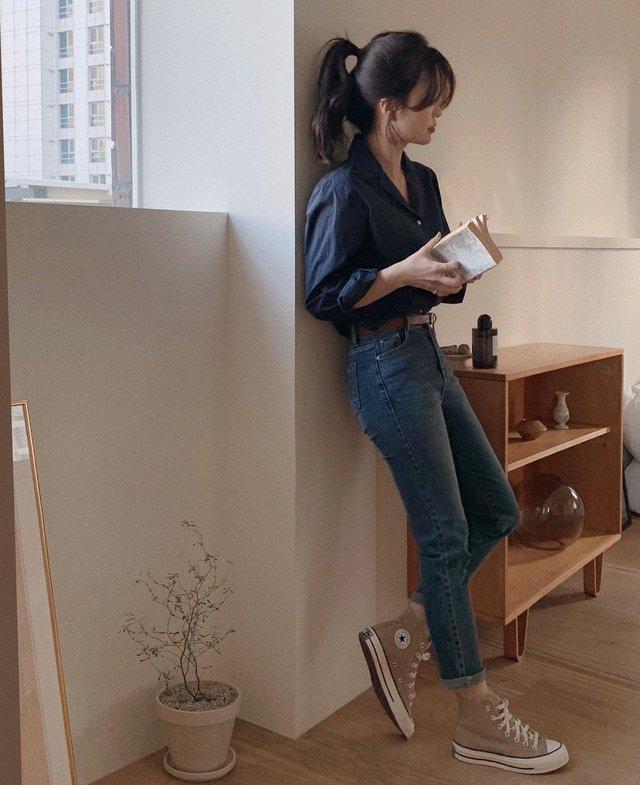 Điểm trừ của 4 kiểu quần jeans: Kiểu cuối nhìn mướt chân thật nhưng đừng nên chọn - Ảnh 5.