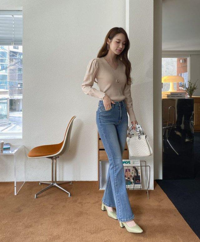 Điểm trừ của 4 kiểu quần jeans: Kiểu cuối nhìn mướt chân thật nhưng đừng nên chọn - Ảnh 8.