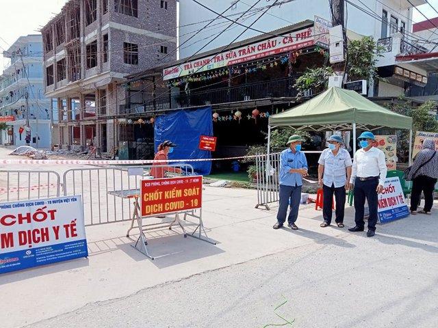 Bắc Giang ghi nhận 47 ca dương tính SARS-CoV-2, truy vết được 808 F1 liên quan đến ổ dịch khu công nghiệp - Ảnh 4.