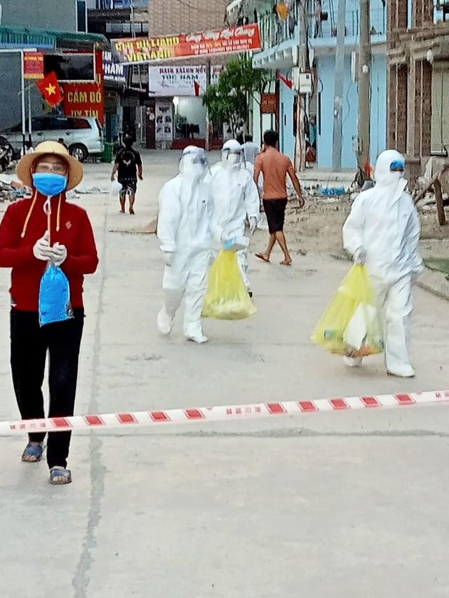 Bắc Giang ghi nhận 47 ca dương tính SARS-CoV-2, truy vết được 808 F1 liên quan đến ổ dịch khu công nghiệp - Ảnh 5.