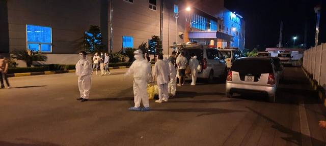 Bắc Giang ghi nhận 47 ca dương tính SARS-CoV-2, truy vết được 808 F1 liên quan đến ổ dịch khu công nghiệp - Ảnh 3.