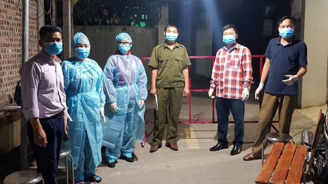 Số ca dương tính SARS-CoV-2 ở Bắc Giang tăng lên 40, chủ yếu là công nhân - Ảnh 3.