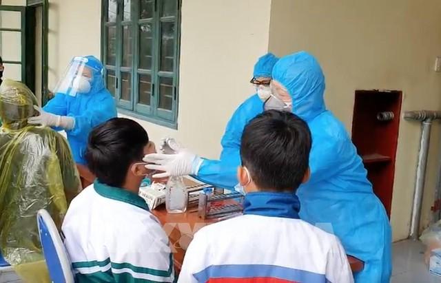 53 trường hợp F1 là giáo viên, học sinh của 5 xã phải cách ly khẩn cấp sau khi một học sinh ở Hưng Yên mắc COVID-19 - Ảnh 2.