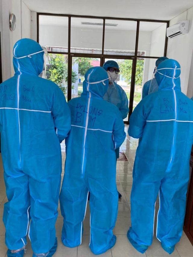 Chuyên gia y tế Việt Nam hỗ trợ kịp thời cấp cứu thai phụ Lào mắc COVID-19 - Ảnh 3.