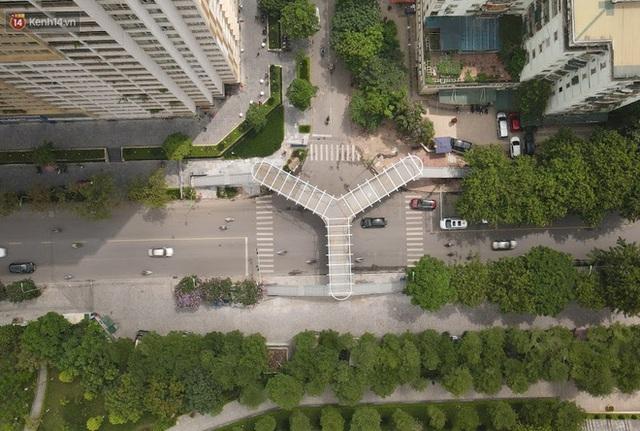عکس: از پل منحصر به فرد Y شکل در هانوی ، که در آستانه بهره برداری قرار دارد ، تحسین کنید - عکس 1.