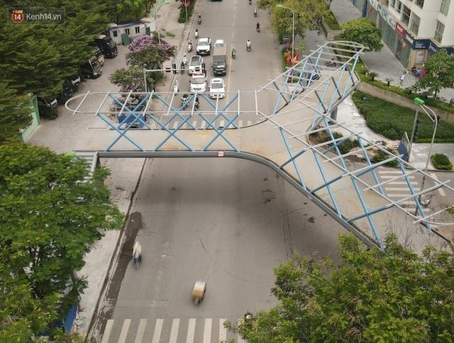عکس: از پل منحصر به فرد Y شکل در هانوی ، که در آستانه بهره برداری قرار دارد ، تحسین کنید - عکس 2.