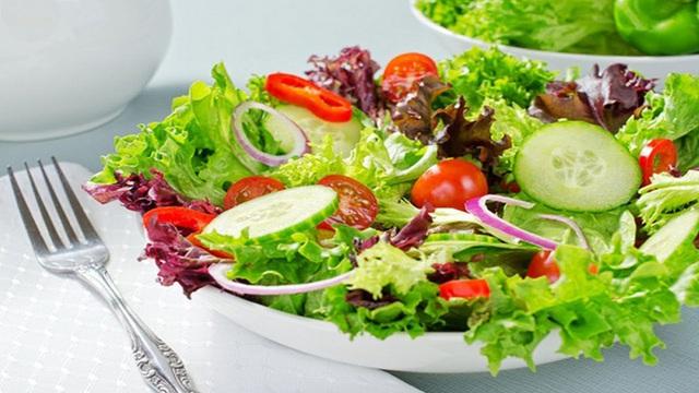 Hướng dẫn chế biến các món salad giảm cân cho chị em nhanh lấy lại vóc dáng thon gọn - Ảnh 3.