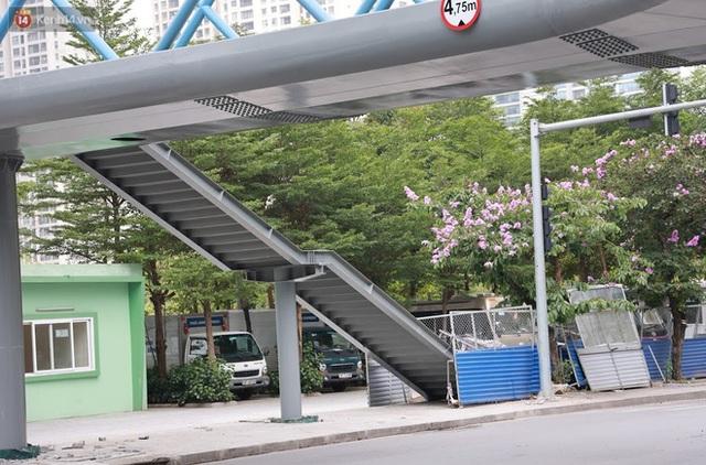 عکس: تحسین پل منحصر به فرد Y به شکل Y در هانوی ، که در آستانه بهره برداری قرار دارد - عکس 5.