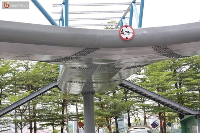 عکس: از پل منحصر به فرد Y شکل در هانوی ، که در آستانه بهره برداری قرار دارد ، تحسین کنید - عکس 9.