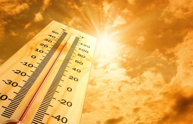 Nắng nóng dài ngày sắp quay trở lại miền Bắc - Ảnh 1.