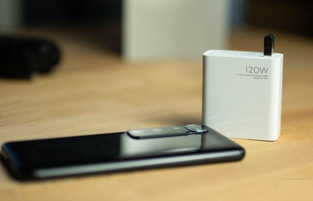 Loạt smartphone sạc nhanh nhất thế giới - Ảnh 3.