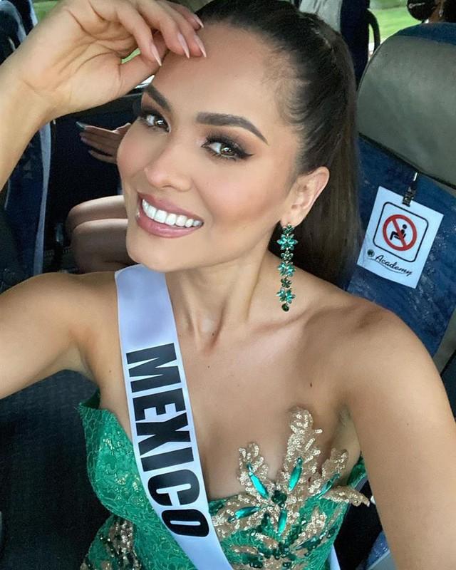Style đời thường của Tân Hoa hậu Hoàn vũ Mexico: Chuẩn bánh bèo chúa khi diện toàn váy áo hoa lá hẹ - Ảnh 3.