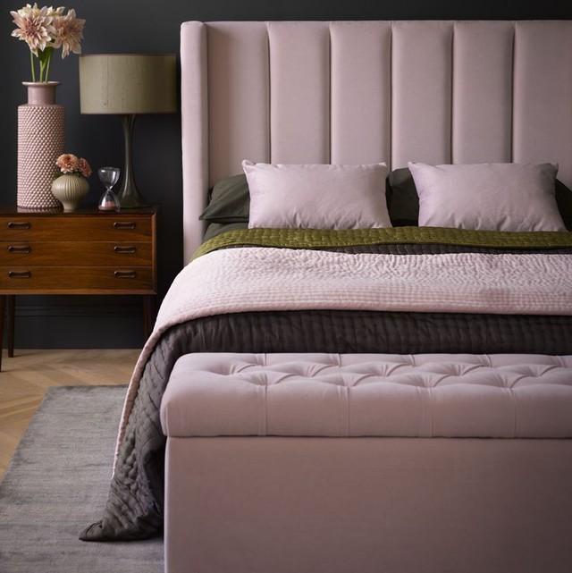 9 ý tưởng thông minh để mở rộng tối đa không gian cho phòng ngủ nhỏ - Ảnh 3.