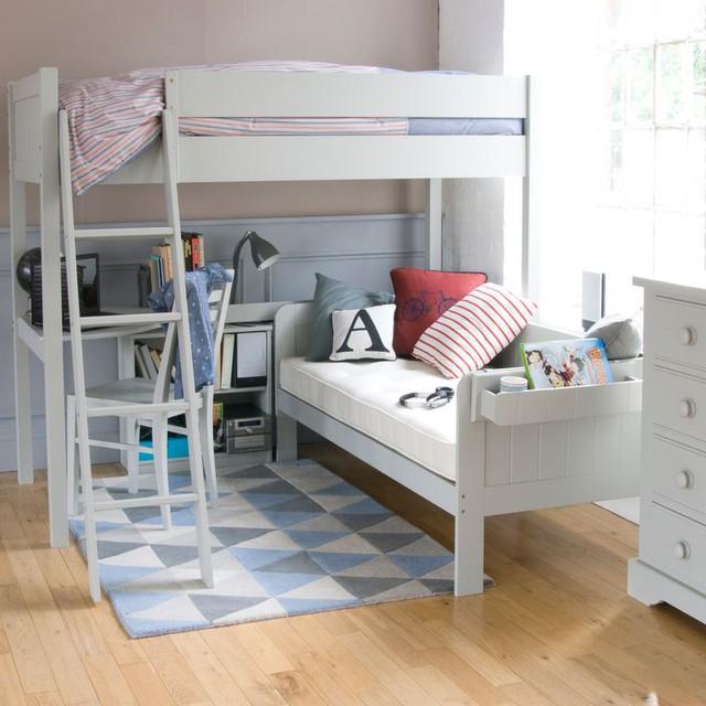 9 ý tưởng thông minh để mở rộng tối đa không gian cho phòng ngủ nhỏ - Ảnh 5.