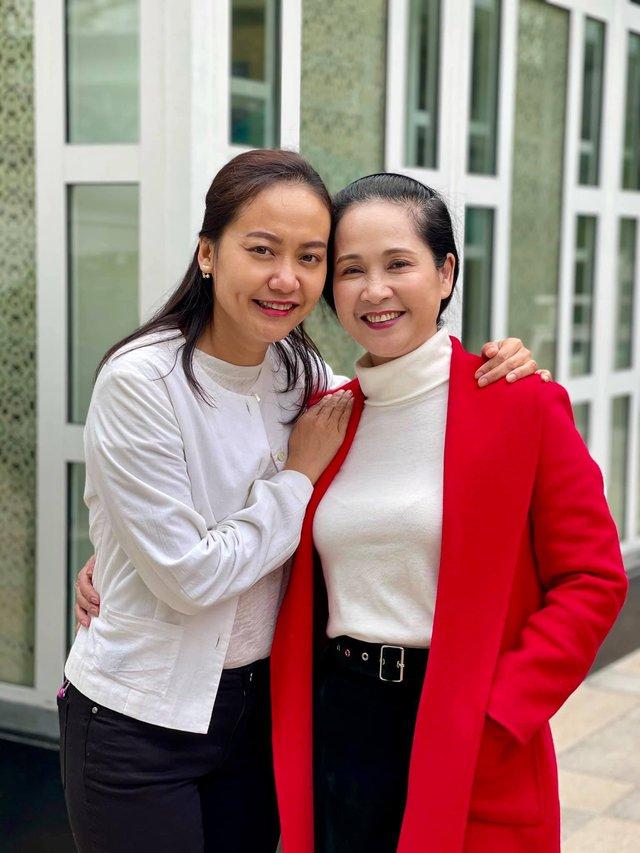 NSND Lan Hương: Các con tôi chê sao trông mẹ kinh thế - Ảnh 3.