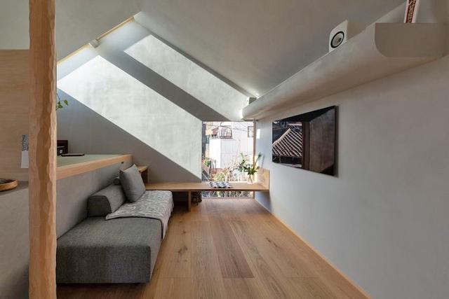 Căn nhà phố với mặt tiền tối giản nhưng đem lại sự hài hòa đến bất ngờ ở Nhật Bản - Ảnh 11.