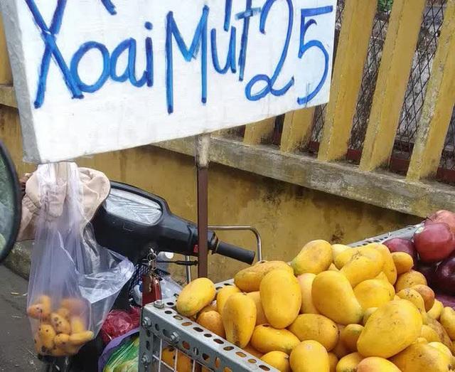 تناقض انبه مکنده چینی ، در میان برداشت زیاد انبه ویتنامی فروش خوبی داشت - عکس 3.
