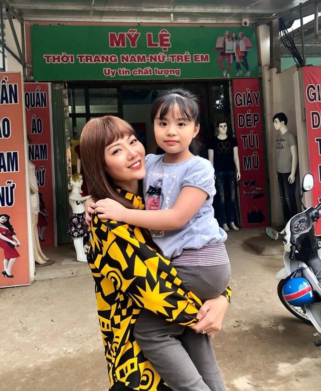 Thanh Hương lột xác thành gái quê trong phim thế sóng Hướng dương ngược nắng - Ảnh 6.