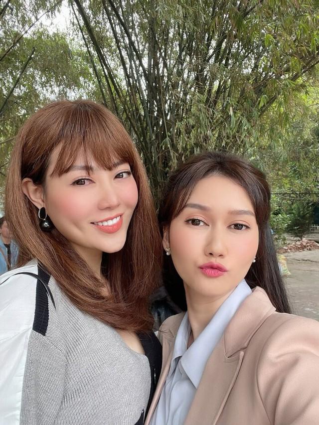 Thanh Hương lột xác thành gái quê trong phim thế sóng Hướng dương ngược nắng - Ảnh 7.