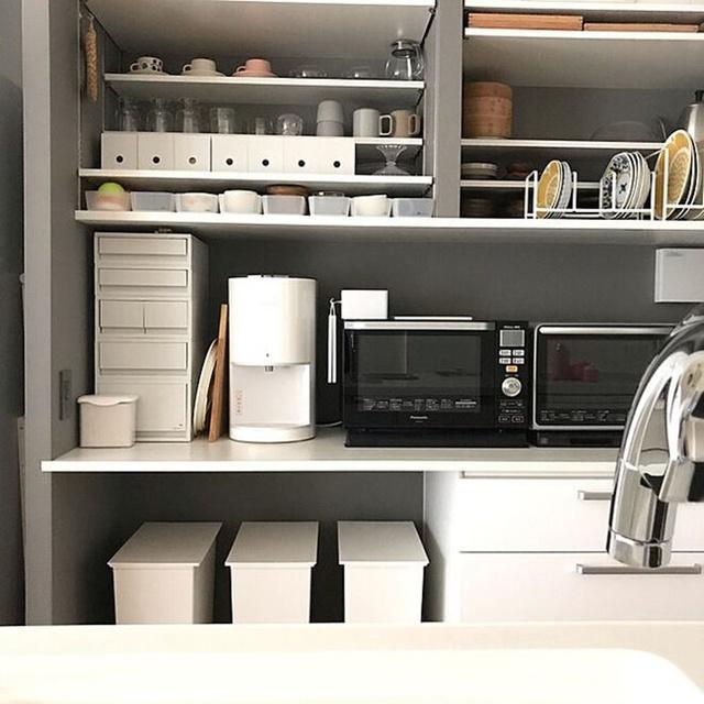Bếp mà chẳng thấy bếp đâu - thiết kế lưu trữ độc đáo gấp đôi không gian lại cực sạch đẹp dành cho những căn bếp mở - Ảnh 7.
