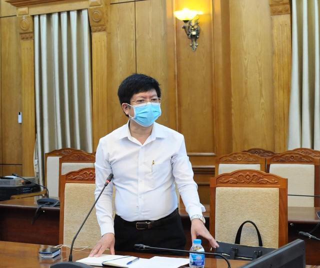 Bộ Y tế lên phương án thu dung, điều trị bệnh nhân COVID-19 tại Bắc Giang - Ảnh 4.