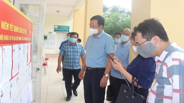 """""""Tâm dịch"""" Bắc Ninh và Bắc Giang quyết tâm tổ chức thành công cuộc bầu cử - Ảnh 1."""