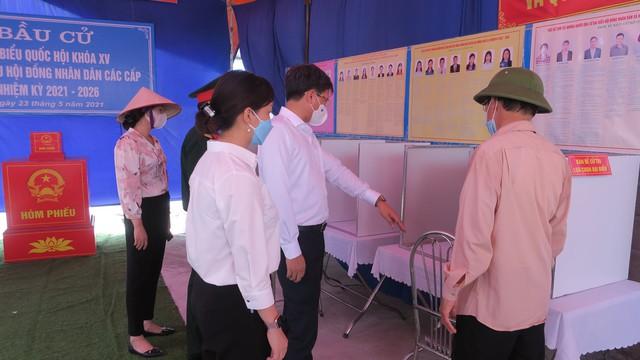 Hải Phòng tổ chức phân luồng trong ngày bầu cử - Ảnh 2.