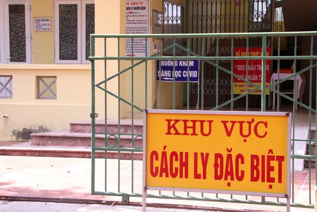 Hai Duong: یک مورد COVID-19 در محله Ninh Giang ظاهر شد - عکس 3.