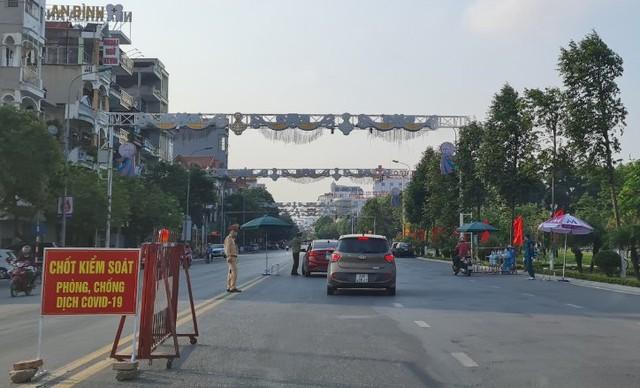 Bắc Ninh cách ly xã hội nhiều nơi, yêu cầu người dân không ra đường sau 20h - Ảnh 3.