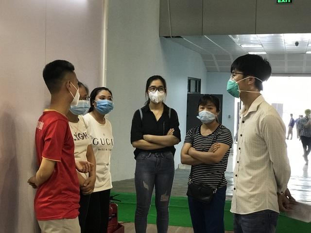 Cận cảnh bệnh viện dã chiến tại điểm nóng Bắc Giang đã hoàn thiện 99%, chuẩn bị hoạt động - Ảnh 17.