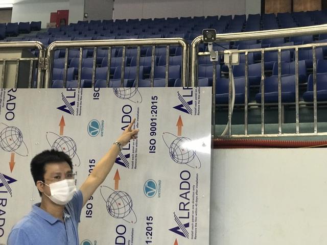 Cận cảnh bệnh viện dã chiến tại điểm nóng Bắc Giang đã hoàn thiện 99%, chuẩn bị hoạt động - Ảnh 9.