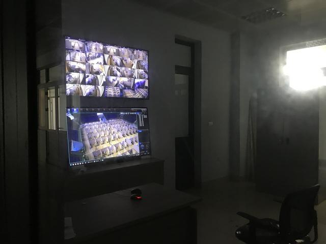 Cận cảnh bệnh viện dã chiến tại điểm nóng Bắc Giang đã hoàn thiện 99%, chuẩn bị hoạt động - Ảnh 15.
