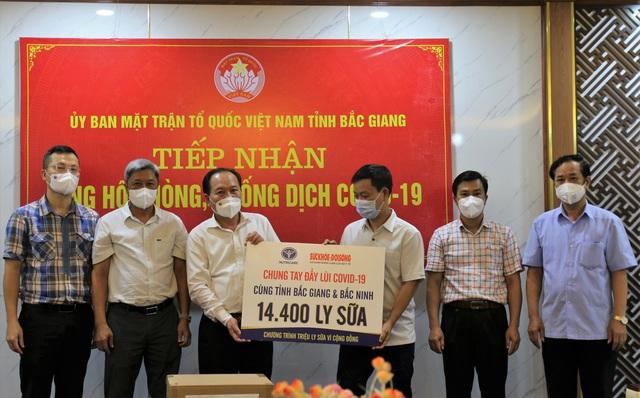 Các doanh nghiệp tích cực ủng hộ Bắc Giang, Bắc Ninh chống dịch - Ảnh 4.