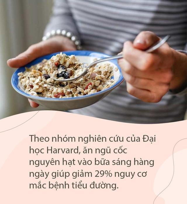 Muốn kiểm soát lượng đường huyết, đề phòng bệnh tiểu đường, hãy ăn sáng trước khung giờ này - Ảnh 2.