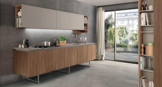 Tủ bếp thoáng chân đang trend nhưng có nên dùng cho nội thất nhà Việt, đặc biệt với tầng 1 nhà phố hay nồm ẩm - Ảnh 2.