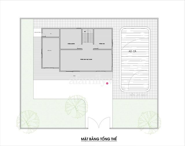 Kiến trúc sư tư vấn thiết kế nhà cấp 4 ở quê với chi phí 210 triệu đồng - Ảnh 1.