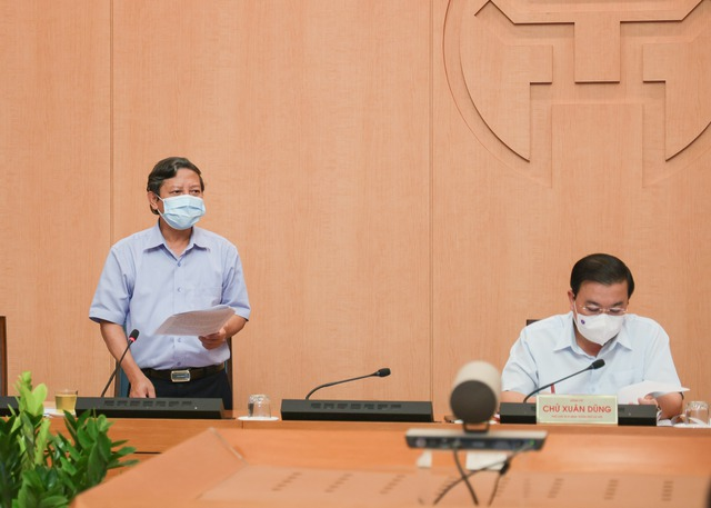 Hà Nội dự báo sẽ tiếp tục ghi nhận các ca mắc mới - Ảnh 2.