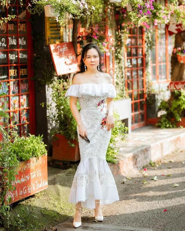 Phượng Chanel khi xưa có gu thời trang thảm họa, nay sang chuẩn phu nhân tài phiệt - Ảnh 12.