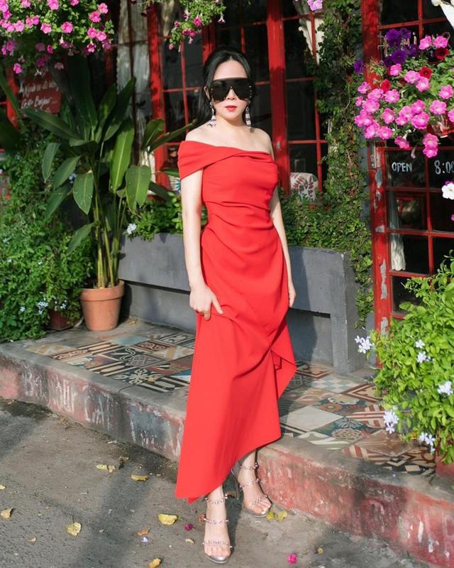 Phượng Chanel khi xưa có gu thời trang thảm họa, nay sang chuẩn phu nhân tài phiệt - Ảnh 13.